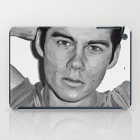 dylan iPad Cases featuring Dylan  by Finduilas