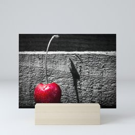 Cherry Pop. Mini Art Print