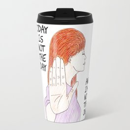 #Grumpy Travel Mug