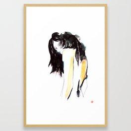 Night Creatures No.1 Framed Art Print
