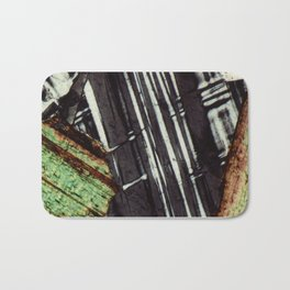Feldspar and Biotite Bath Mat