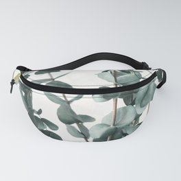 Eucalyptus Leaves Fanny Pack