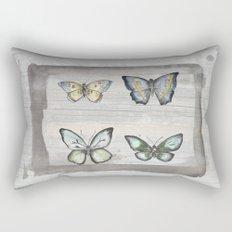 Butterfly study Rectangular Pillow