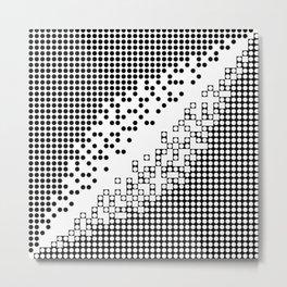 this design killed me Metal Print
