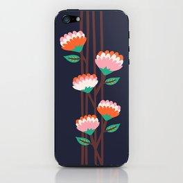 Benoít Flowers iPhone Skin