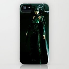 It's come to my attention that you don't know who I am. I am Hela. Odin's firstborn... iPhone Case