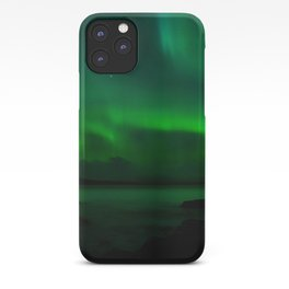 Northern Lights (Aurora Borealis) 14. iPhone Case