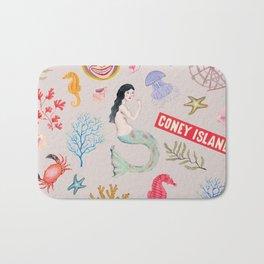Coney Island Bath Mat