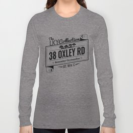 38  Oxley Road Long Sleeve T-shirt