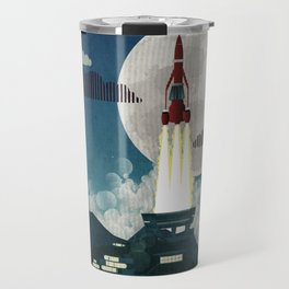 Tracy Island Travel Mug
