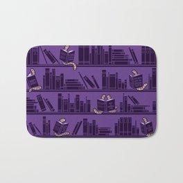 Bookworms Bath Mat