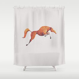 Horse 1 Shower Curtain