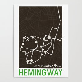 A Moveable Feast Poster