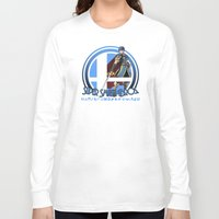 super smash bros Long Sleeve T-shirts featuring Marth - Super Smash Bros. by Donkey Inferno