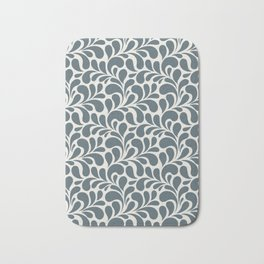 Beautiful Pattern #5 Floral Bath Mat