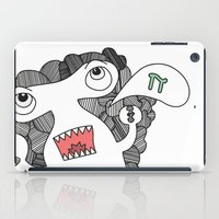 pie iPad Cases featuring Pie! by DoodledPanda