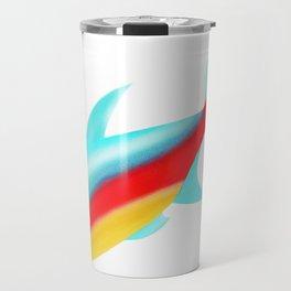 Neon Tetra Travel Mug