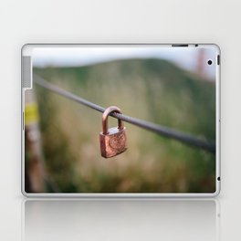 Love Lock // San Francisco, California Laptop & iPad Skin