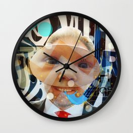 Climate Change Party - Your Delegate Mr. Don Othing Wall Clock