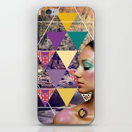 Thriving Tribes iPhone Skin
