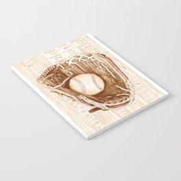 Softball Notebook