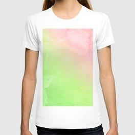 Greenery and Rose Quartz T-shirt