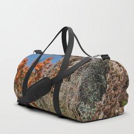 Desert Wildflowers & Cacti in Spring Duffle Bag