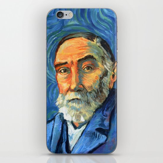 Gottlob Frege iPhone & iPod Skin
