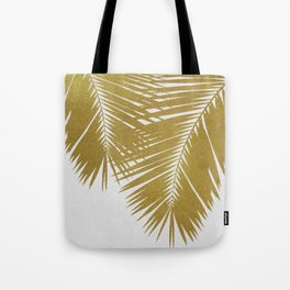 Palm Leaf Gold II Tote Bag
