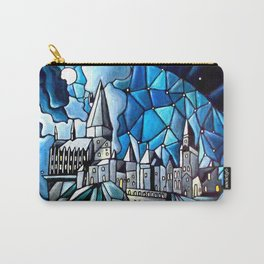 Stained Glass magic Carry-All Pouch