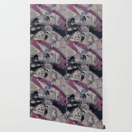 dark metal orrery Wallpaper