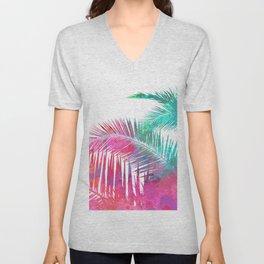 Palms Explosion Unisex V-Neck