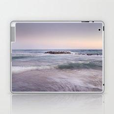 Pink waves Laptop & iPad Skin