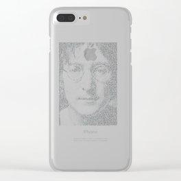 Imagine Clear iPhone Case