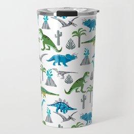 Dinos kids decor boys or girls room nursery gifts dinosaurs Travel Mug