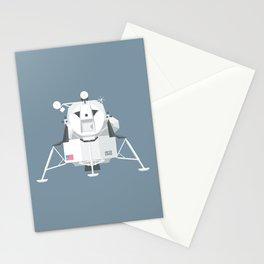 Apollo Lunar Lander Module - Slate Stationery Cards