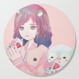 Ichigo Friends Cutting Board