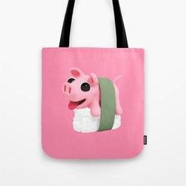 Rosa sushi pink Tote Bag