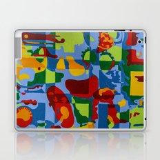 Geometric Garden Laptop & iPad Skin