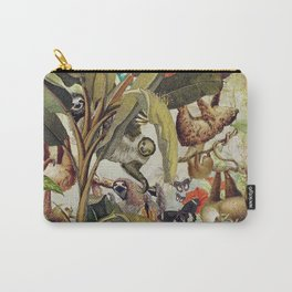 Sloth World Carry-All Pouch