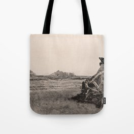 OLD WICKER Tote Bag