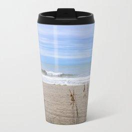 Let's go to the Beach Travel Mug