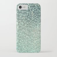 mercedes iPhone & iPod Cases featuring Shattered by RichCaspian