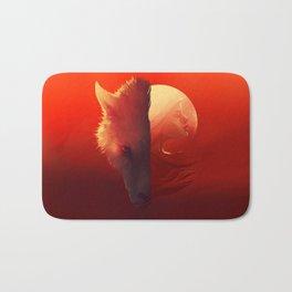 Red Riding Hood Bath Mat