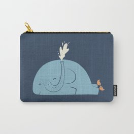 Whalephant Carry-All Pouch