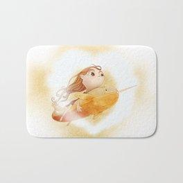 Narwhal Bath Mat