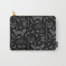 Witchcraft II [B&W] Carry-All Pouch