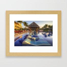 Mexican Sunrise Framed Art Print