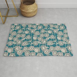 Field of Sunflowers Rug