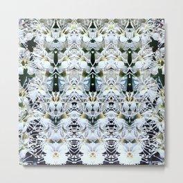 WHITE WEDDING Metal Print